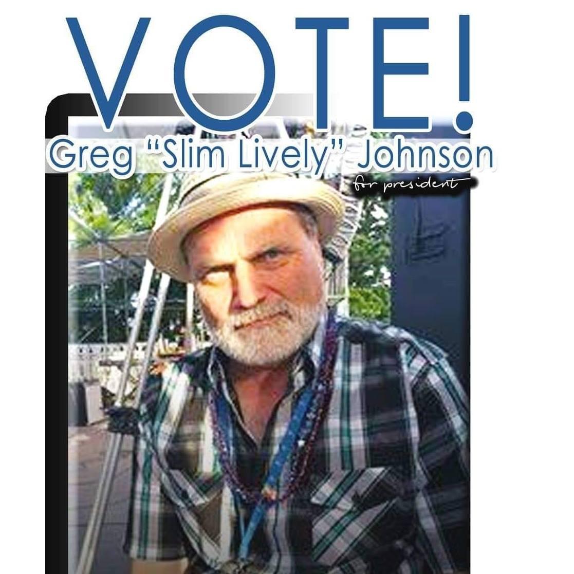 Greg Johnson - Candidate for CBA President