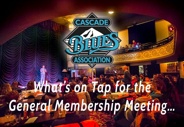 April General Membership Meeting