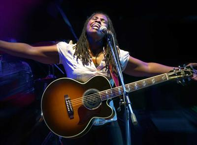 Ruthie Foster Books