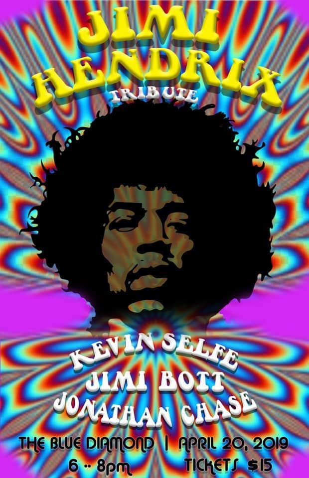 Jimi Hendrix Tribute Returns