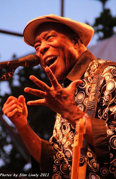 Buddy Guy Back in Portland