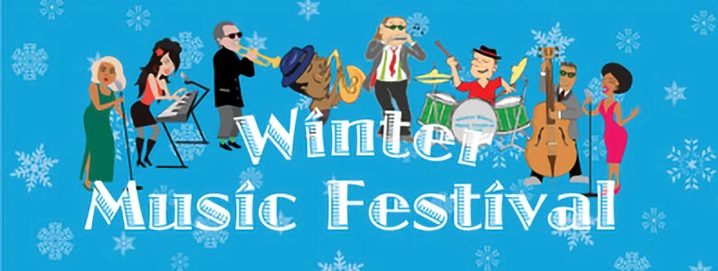 Winter Blues - Music Festival