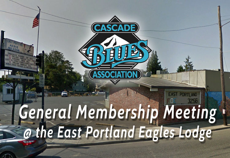 June General Membership Meeting