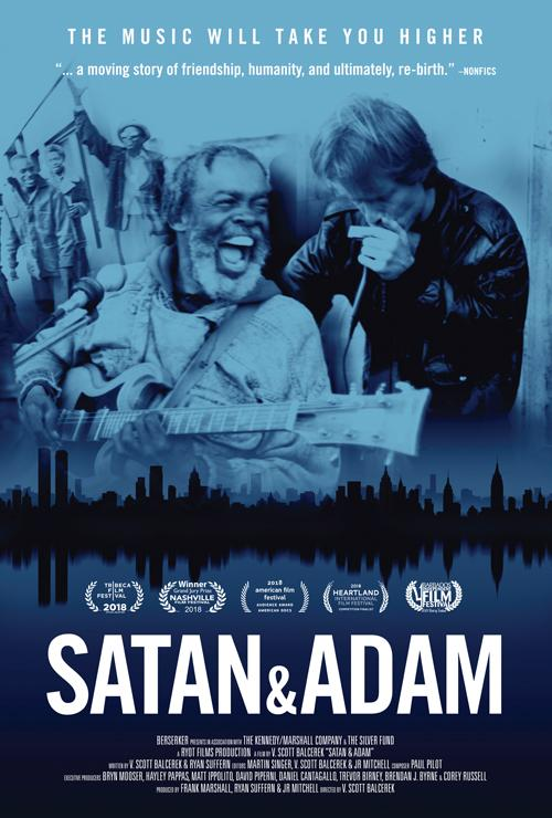 Hollywood Theater to Screen Satan & Adam – Blues Duo Documentary