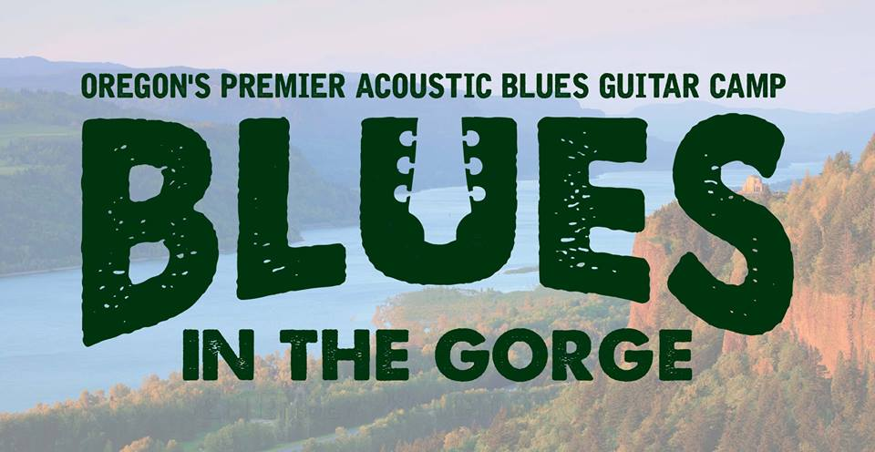 Menucha Blues In The Gorge Workshops 2019