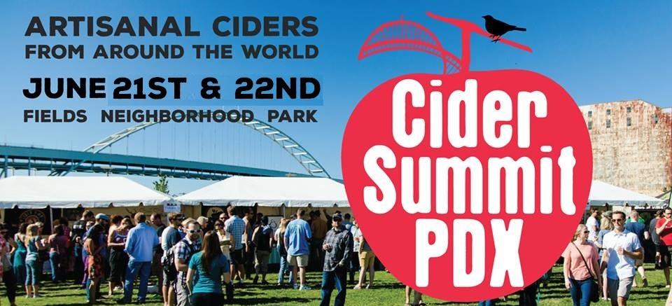 2019 Cider Summit PDX