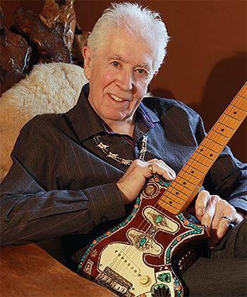 Blues Rock Legend John Mayall Returns to The Aladdin