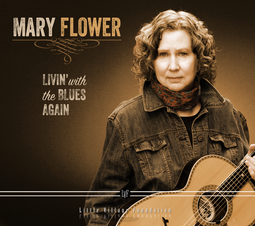 Mary Flower Celebrates New Release