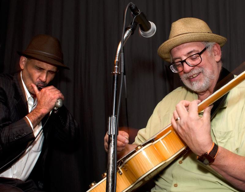 David Pinsky and Phil Newton