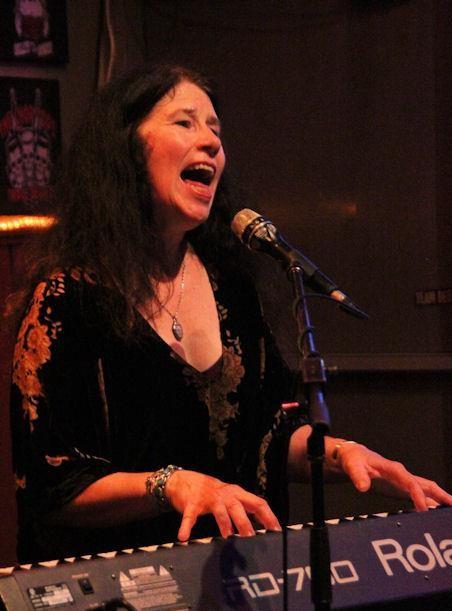 Wendy DeWitt Boogie-Woogie Blues