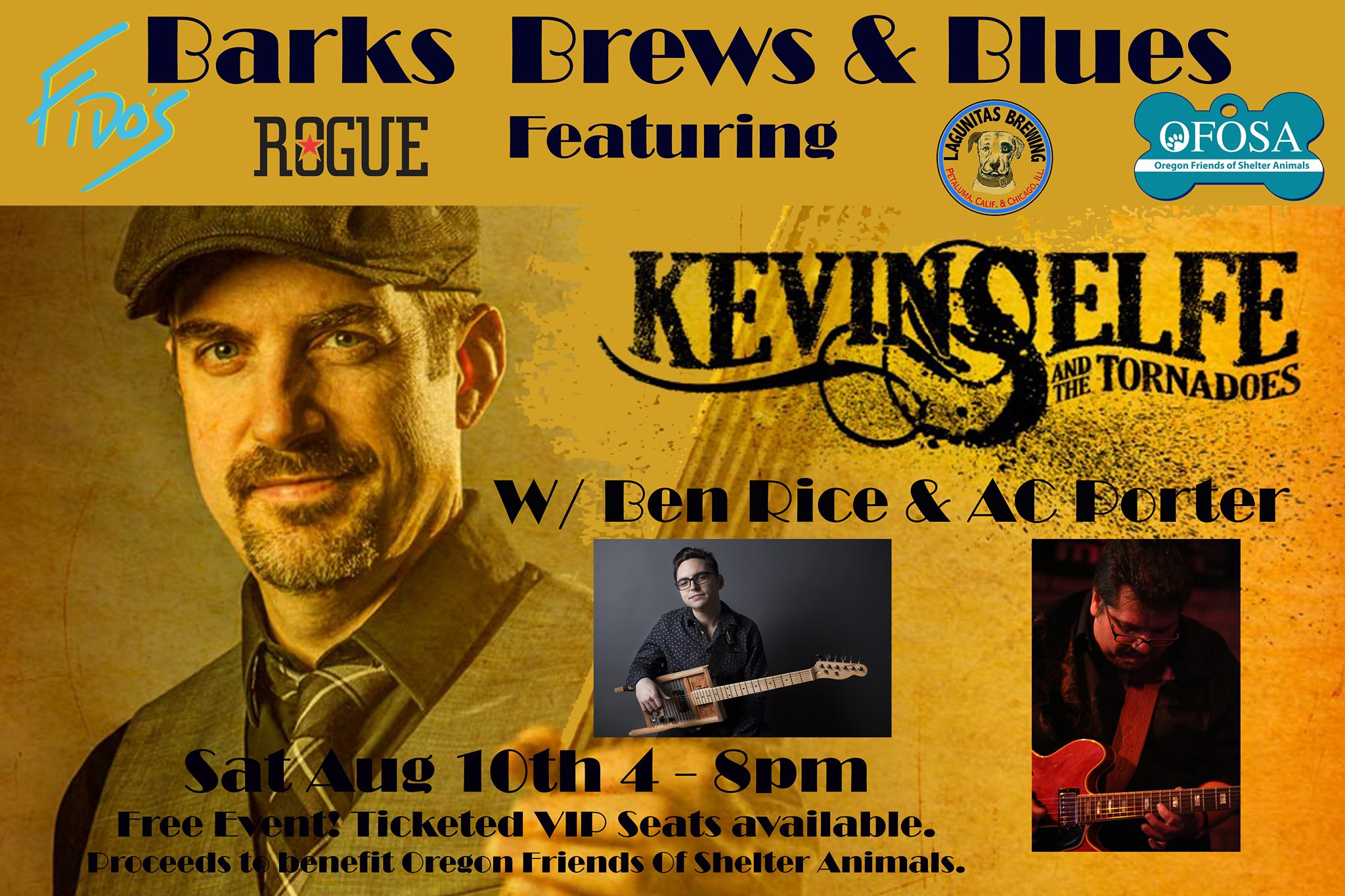 Barks Brews & Blues!