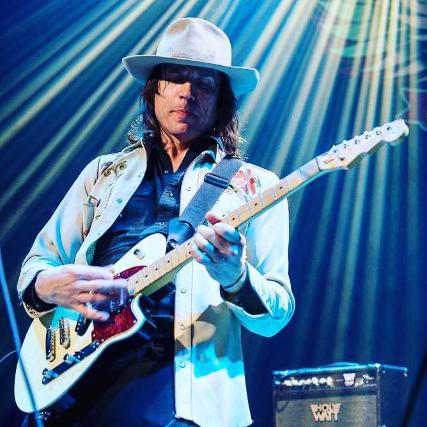 Ian Moore – Blues-Rock & Texas Soul