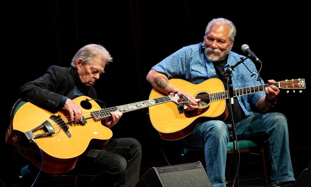 Electric Hot Tuna – David Bromberg at Revolution Hall