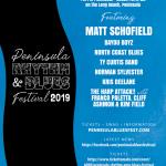 3rd Annual Peninsula Rhythm & Blues Festival