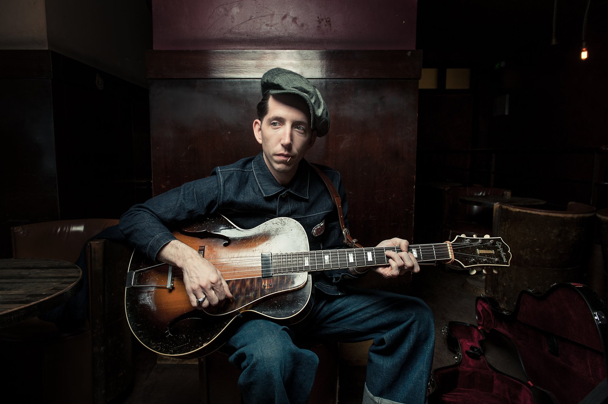 Pokey LaFarge – Old-timey Swing-influenced Blues and Folk