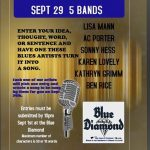 Song Fest at Blue Diamond