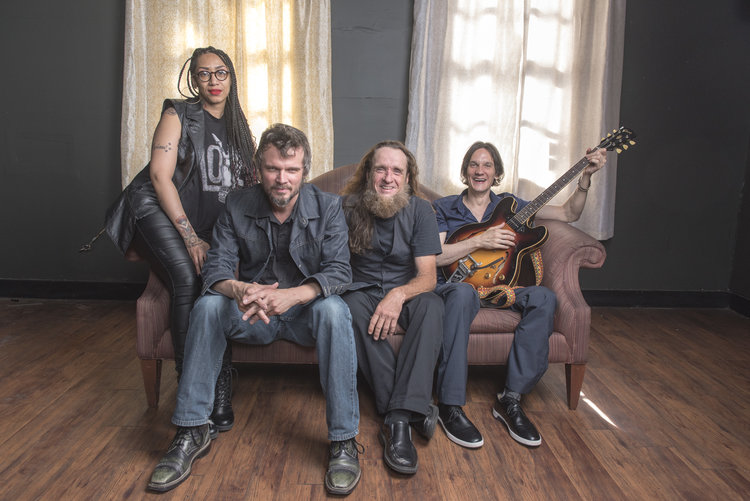 North Mississippi Allstars – Up and Rolling Tour