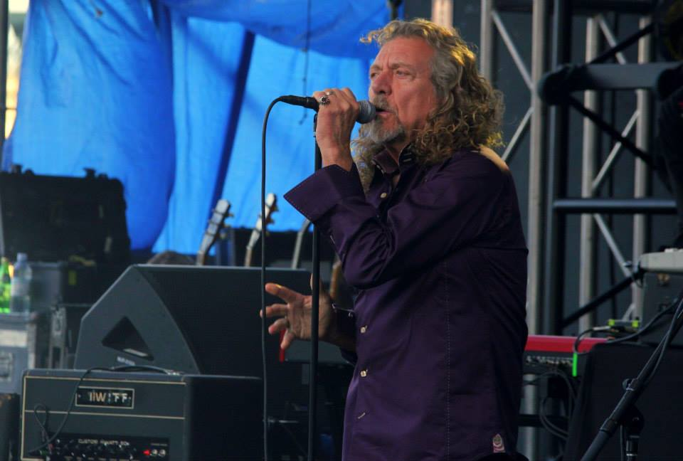 Robert Plant and The Sensational Space Shifters – Only Oregon Show