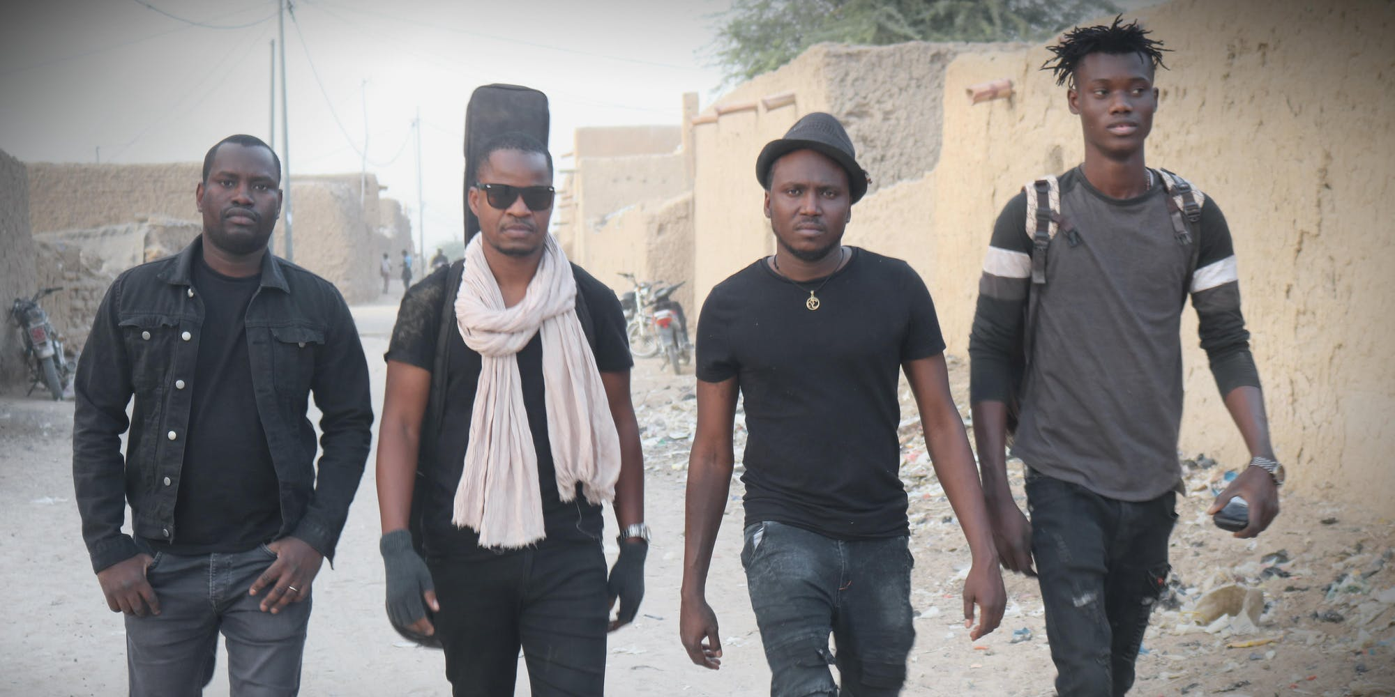 Songhoy Blues – A Fusion of Traditional Malian Music and Desert Blues