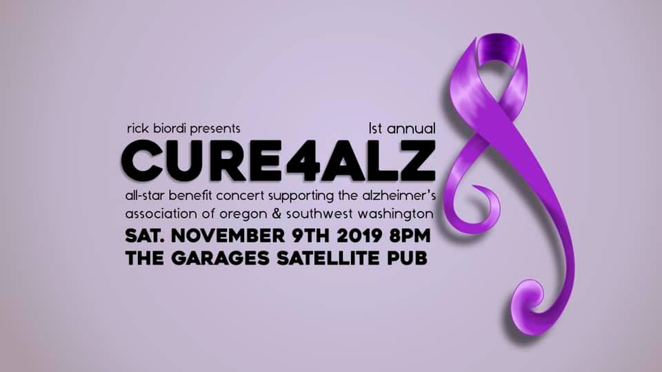 Inaugural Cure4Alz Benefit Concert