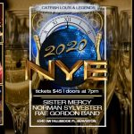 Biggest Blues NYE Bash In The Metro Area