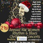 NW Women Rhythm & Blues Christmas
