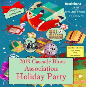 CBA Holiday Party