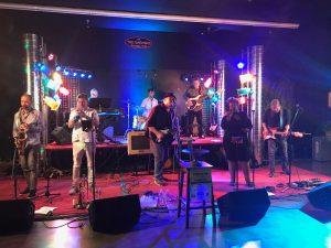 the Ken DeRouchie Band