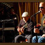 Curtis Salgado & Alan Hager Duo