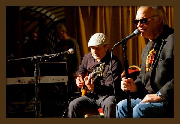 Curtis Salgado & Alan Hager Duo -Two Nights At The Lake