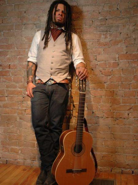 Eric McFadden Brings His Guitar Diversity to Dante's