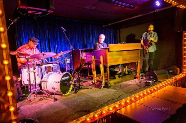 The King Louie Organ Trio Returns to The Lake