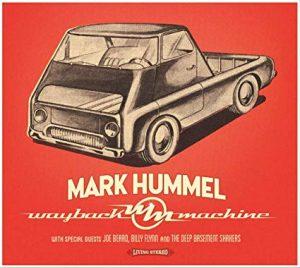 Mark Hummel - Wayback Machine (Electro-Fi Records)