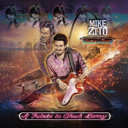 Mike Zito and Friends ~ Rock 'N' Roll: A Tribute To Chuck Berry (Ruf Records)