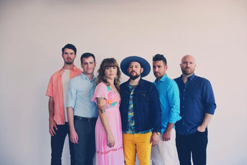 Dustbowl Revival Brings An Eclectic Mix to Town