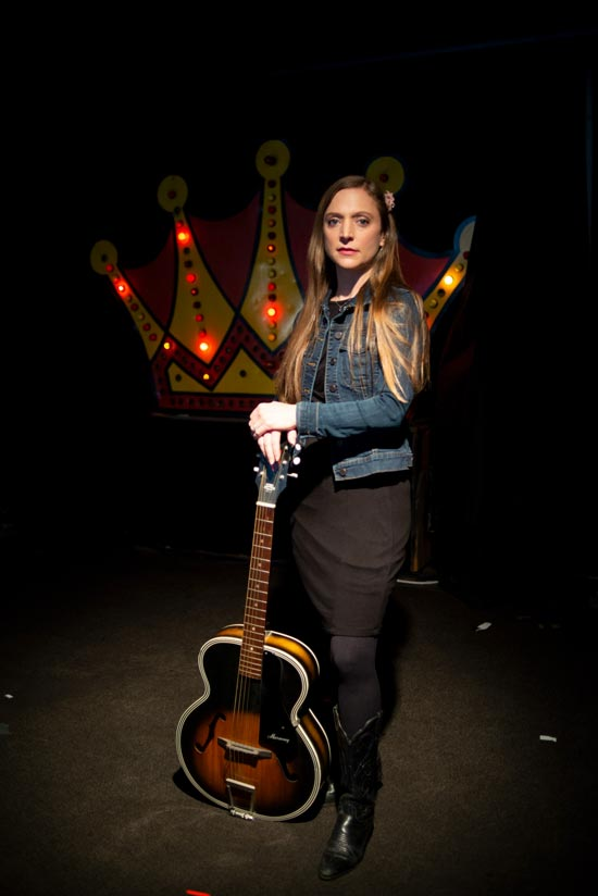 Eilen Jewell – Renowned Vocalist Returns