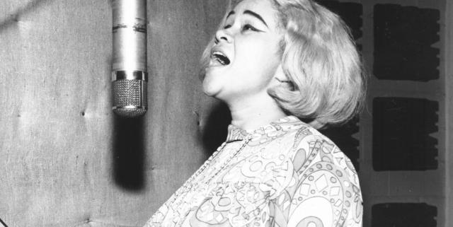 Tribute to Etta James