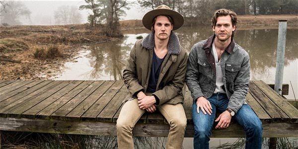 Rootsy Duo Jamestown Revival