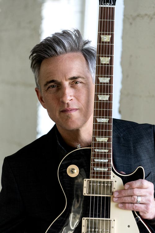 Interview with Canadian Bluesman Colin James