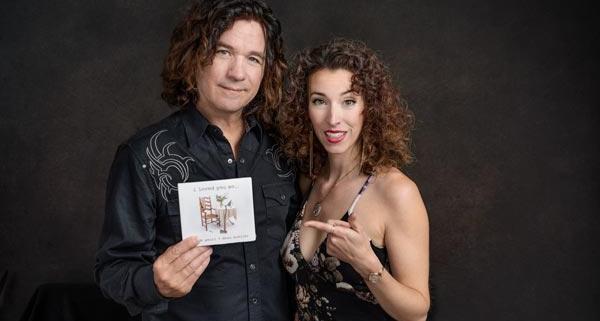 Julie Amici and Dean Mueller