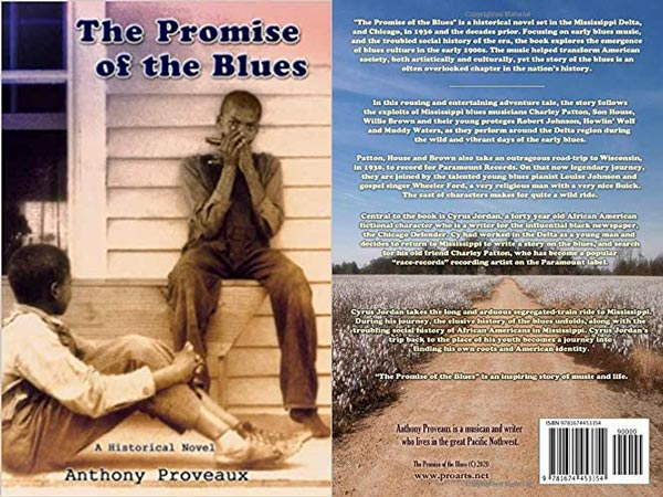 The Promise of the Blues - Anthony Proveaux