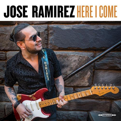 Jose Ramirez CD cover
