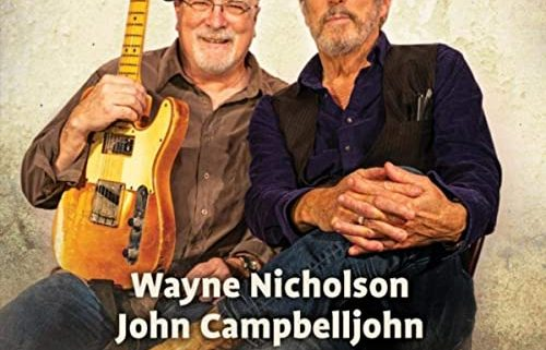 Wayne Nicholson & JohnCampbelljohn