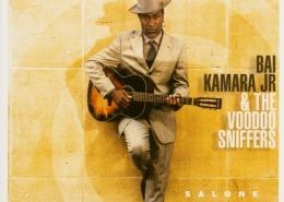 Bai Kamara Jr & The Voodoo Sniffers- Salone