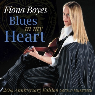 Fiona Boyes - Blues In My Heart