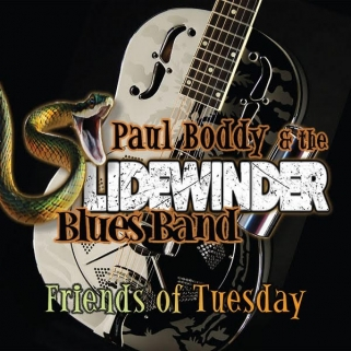 Paul Boddy and the SlideWinder Blues Band