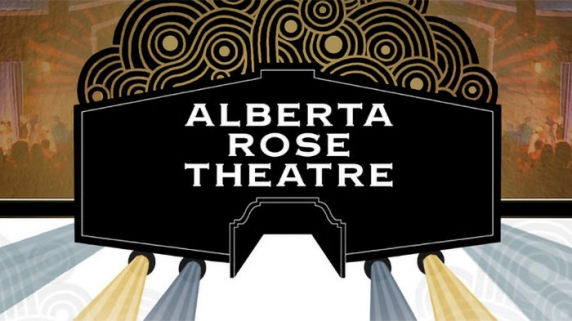 Live Christmas Streams from the Alberta Rose Theatre