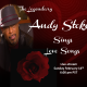 Andy Stokes Sings Love Songs