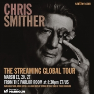 Chris Smither - 3 Nights of Streaming Shows