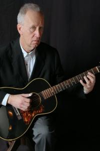 Cascade Blues Association / Artichoke Music Present Livestream with James Clem